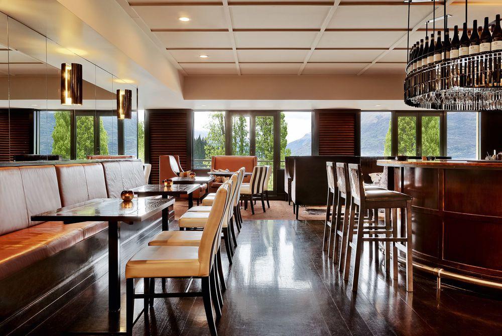 St Moritz Queenstown Lombardi Bar, New Zealand