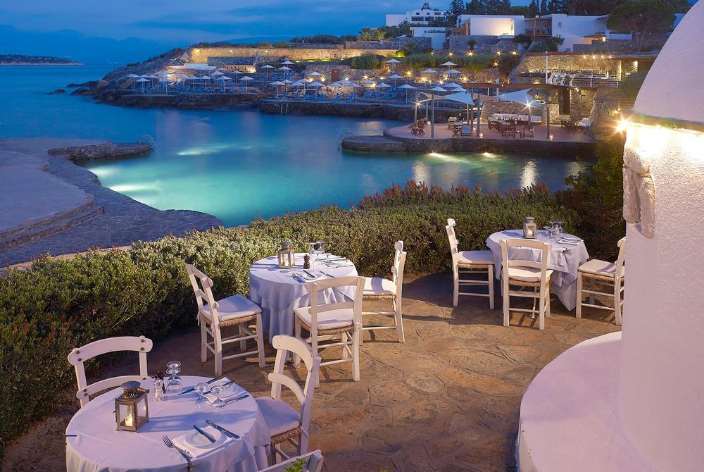Kafenion Restaurant - St Nicolas Bay