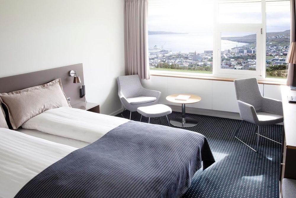 Standard Room, Hotel Foroyar, Torshavn