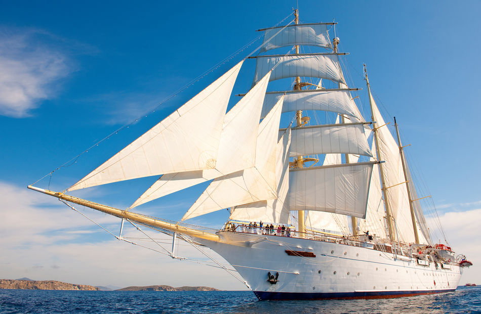 Star Flyer, Star Clippers Cruises