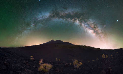 Stargazing in Teide National Park