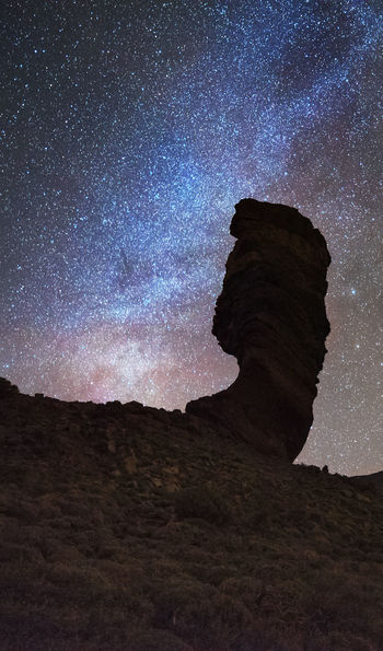 Stargazing in Teide National Park, Tenerife