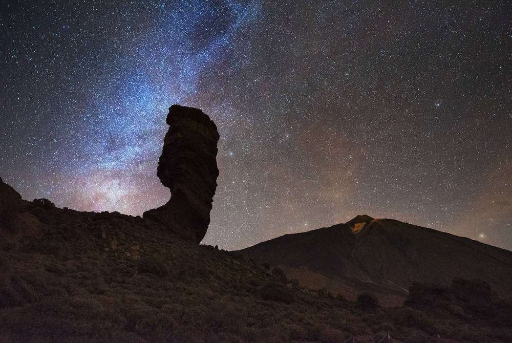 Stargazing in Teide National Park