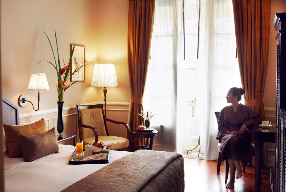 State Room, Raffles, Phnom Penh, Cambodia