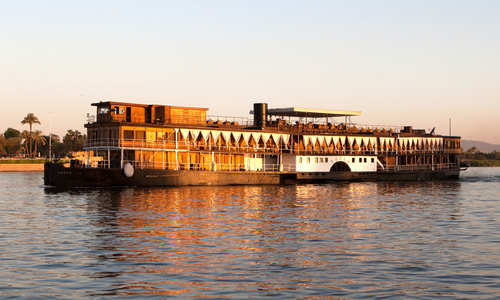 Picture of Steamship Nile River Cruise