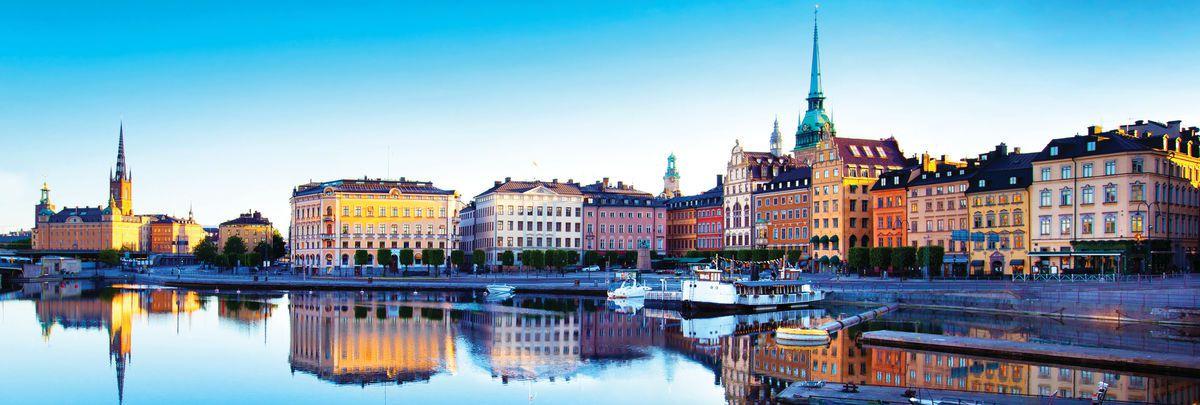 Gotland & Stockholm Fly-Drive