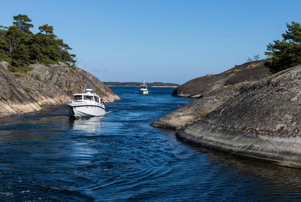 Stockholm archipelago, Credit: Henrik Trygg, imagebank.sweden.se