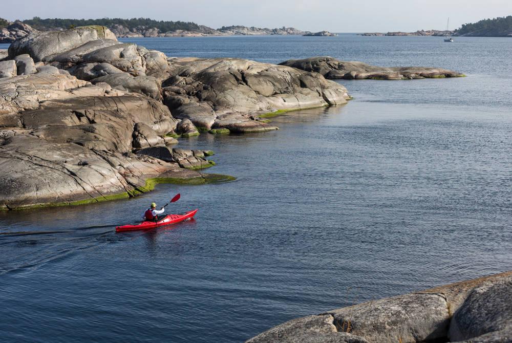 Stockholm & luxury island camp