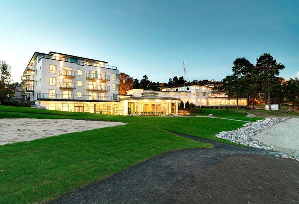 Strand Hotel, Norway
