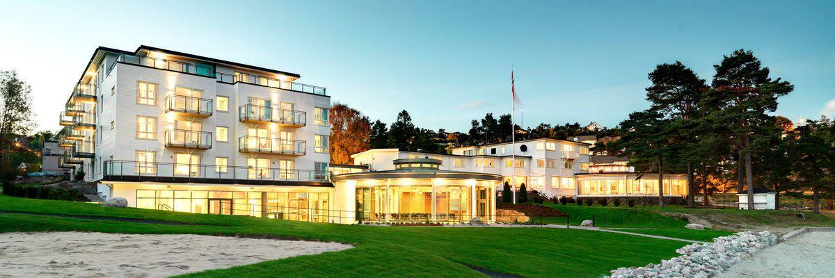 Strand Hotel, Fevik