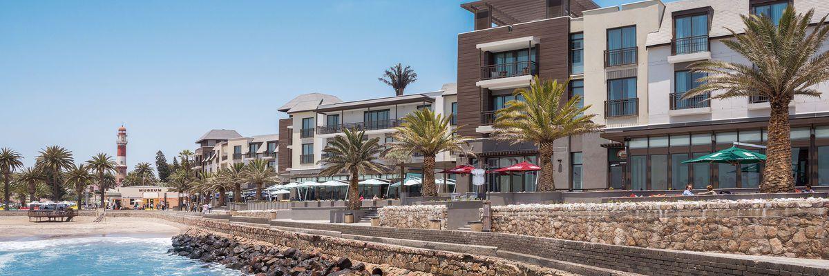 Strand Hotel, Swakopmund