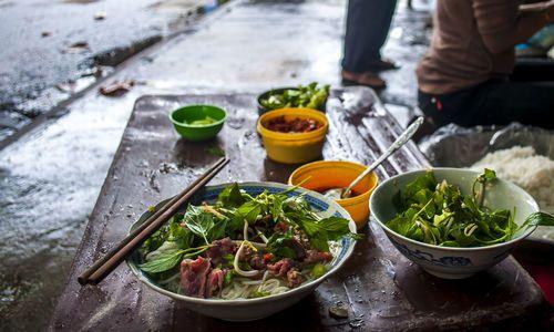 Street Pho in Hanoi