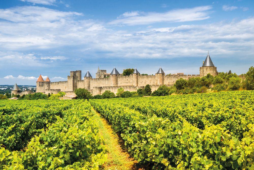 Carcassonne, Francea
