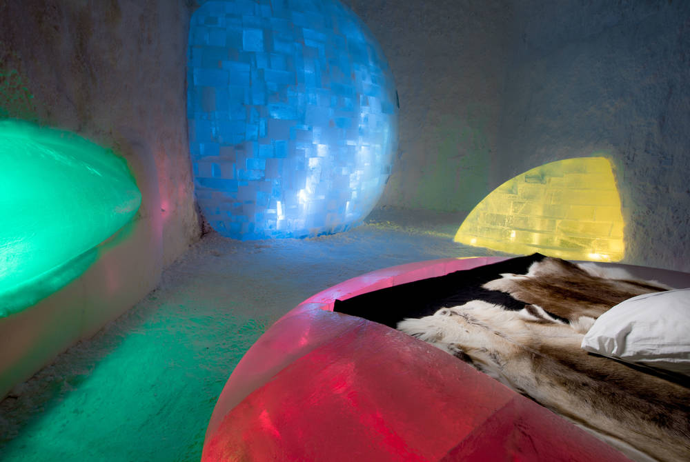 Sugar Suite Art Suite, ICEHOTEL 365 (© Asaf Kliger)