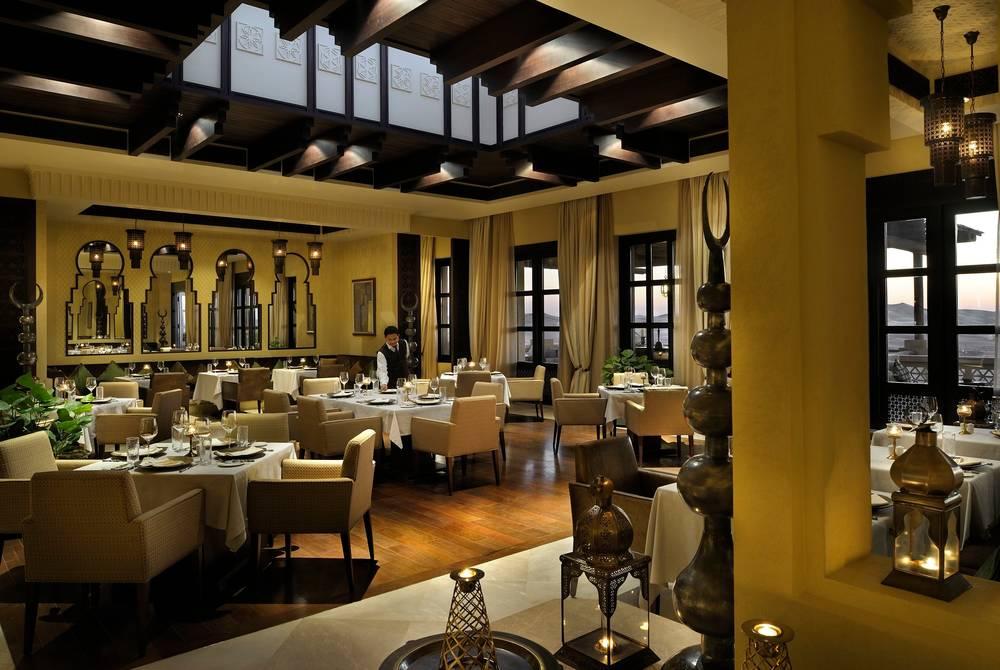 Suhail Restaurant, Anantara Qasr Al Sarab