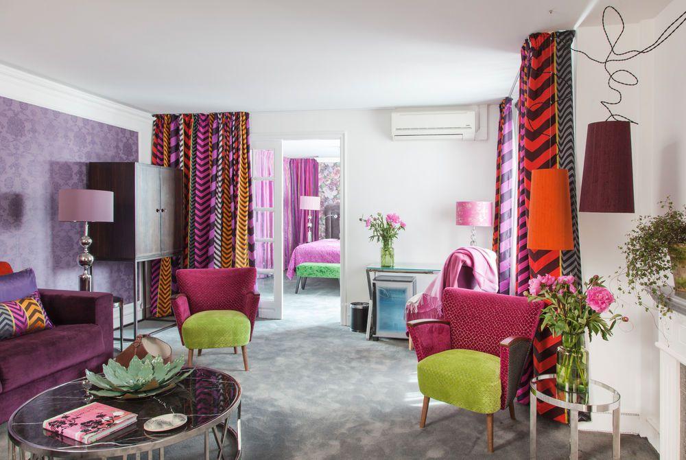 Suite, Absalon Hotel, Copenhagen