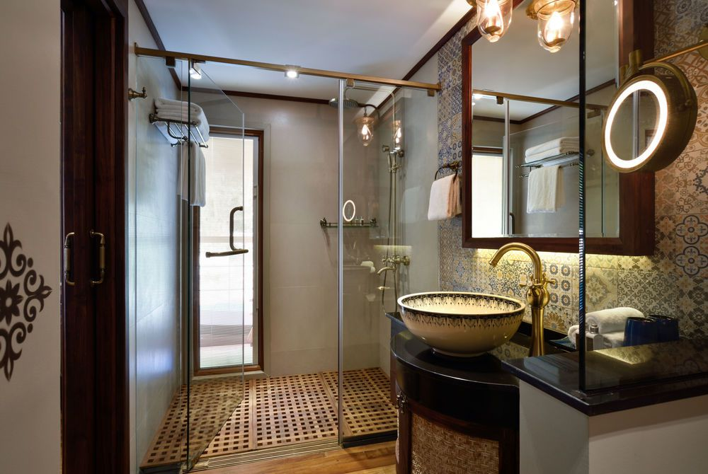 Suite Bathroom, Ananada, Sanctury Retreats