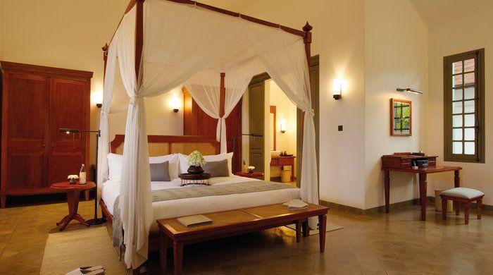 Suite Bedroom, Amantaka, Luang Prabang, Laos