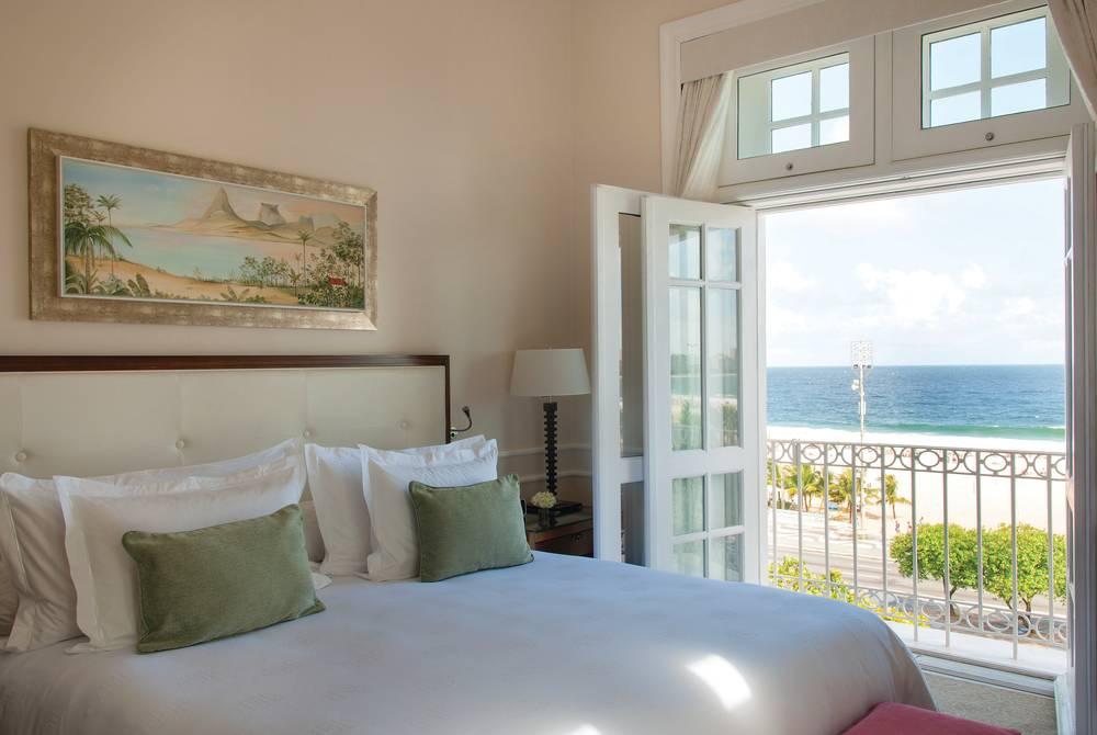Suite, Belmond Copacabana Palace