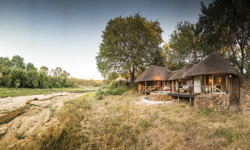Suite, Dulini Lodge, Sabi Sand Game Reserve