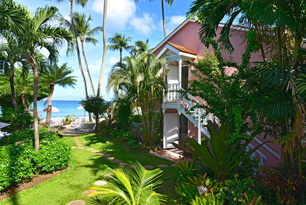 Suite Exterior, Cobblers Cove, Barbados