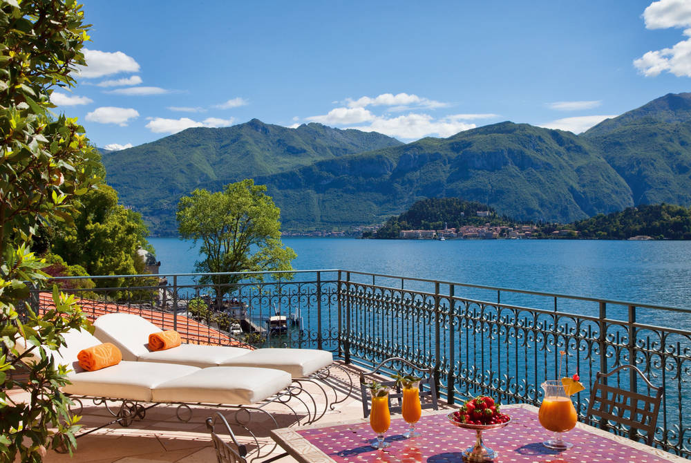 Suite Greta Terrace, Grand Hotel Tremezzo