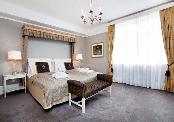 Suite, Hotel Bristol
