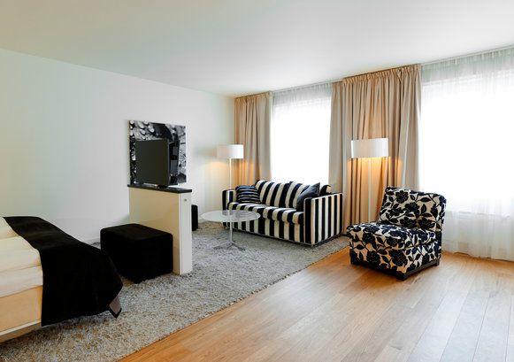 Suite, Hotel Bristol Bergen, Norway