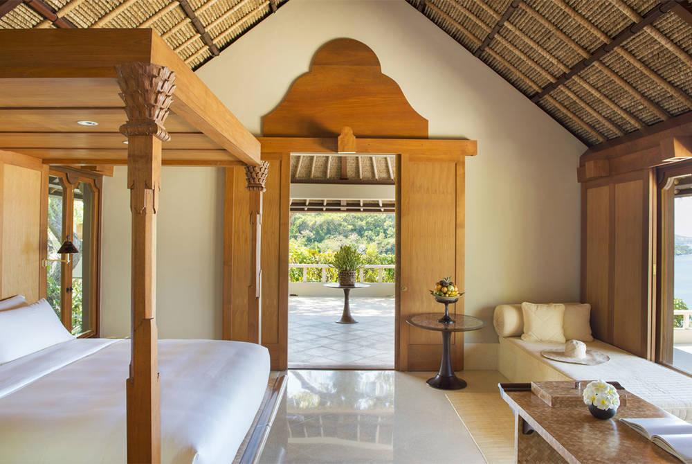 Suite bedroom, Amankila