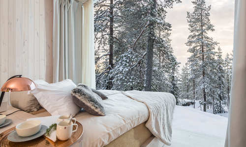 Lapland's best hotels