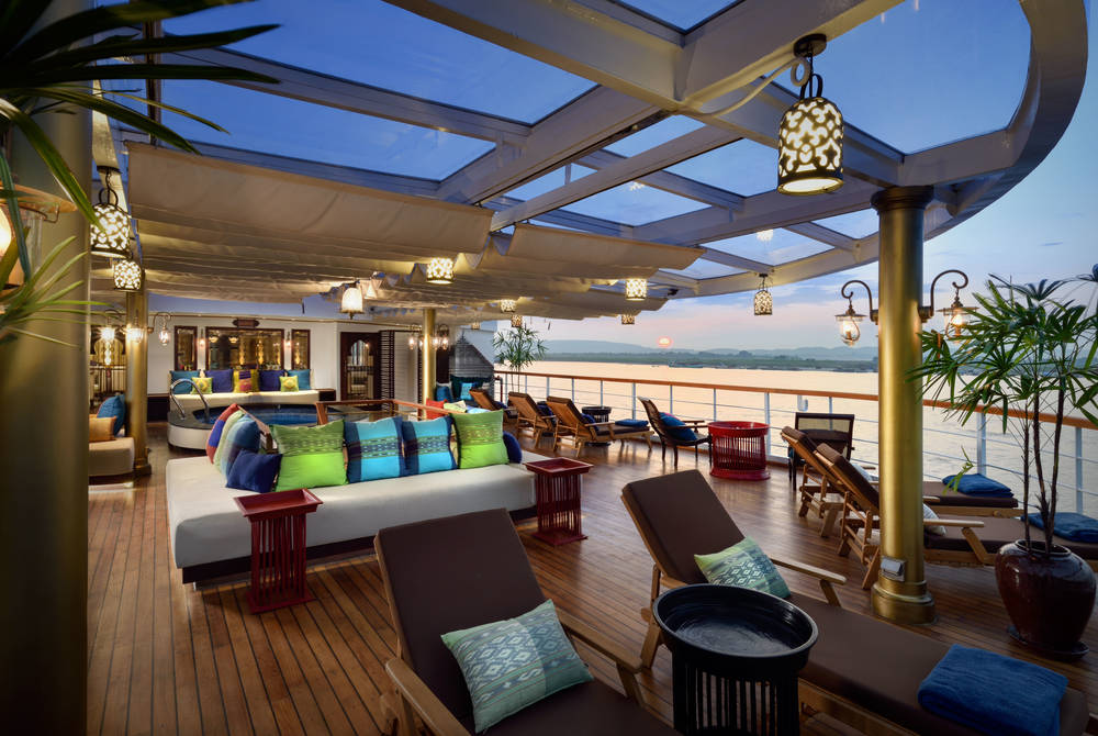Sun Deck, Sanctuary Ananda