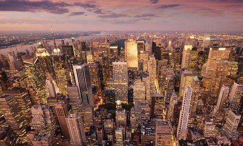 18 September: New York City