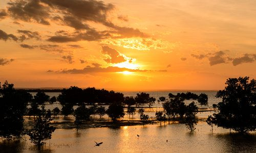 Sunset_view_Ibo_Island_Lodge, Ibo Island, Mozambique