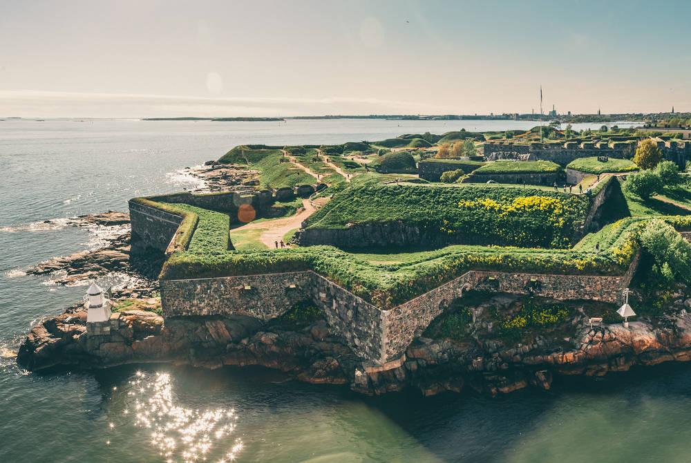 Suomenlinna fortress, Helsinki