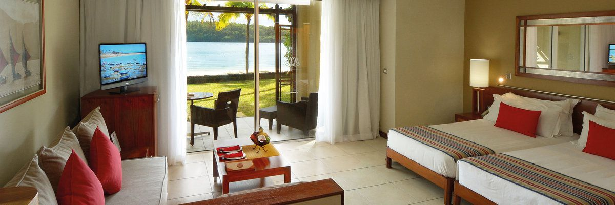 Superior Beach Front, Shandrani Resort & Spa, Mauritius