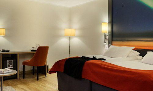 Superior Extra Room, Scandic Hotel Alta