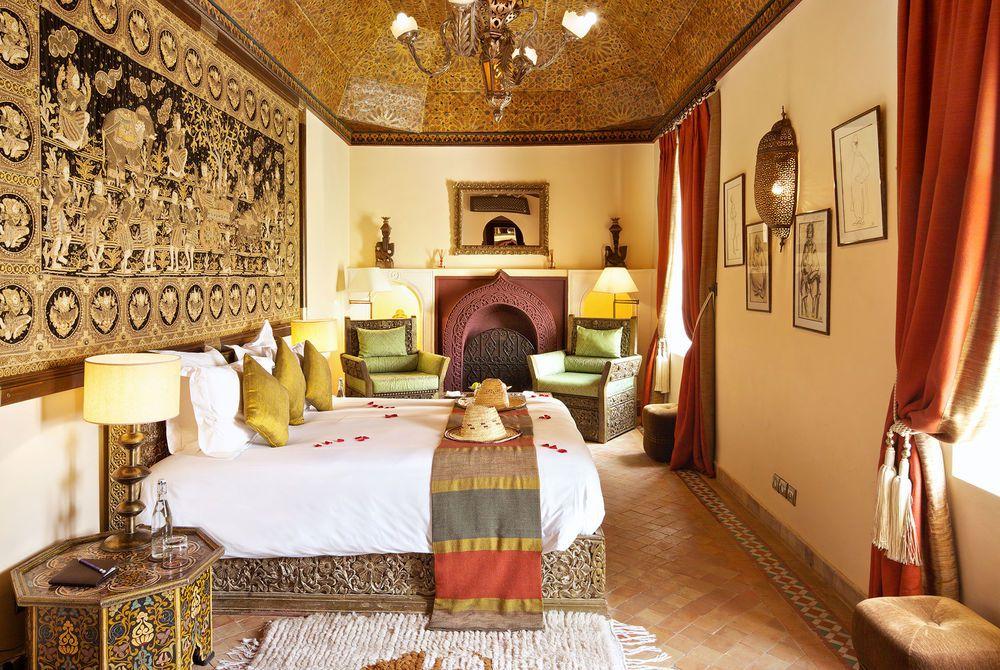 Superior Room, Kasbah Tamadot