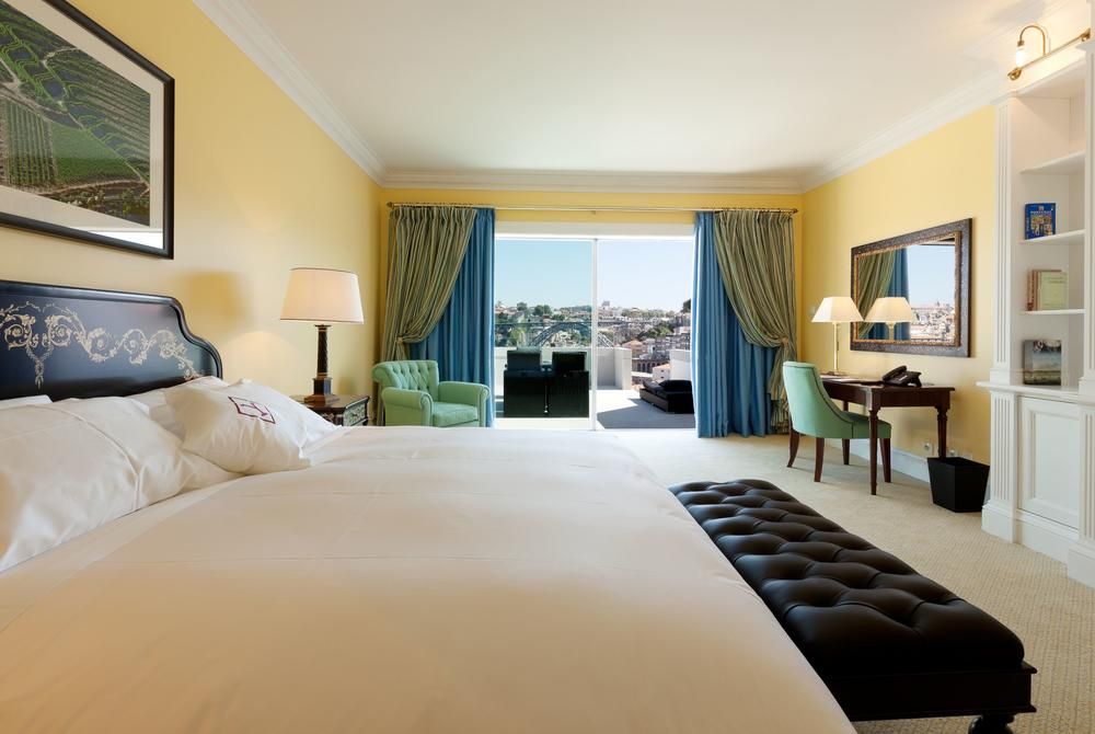 Superior Room, The Yeatman, Porto