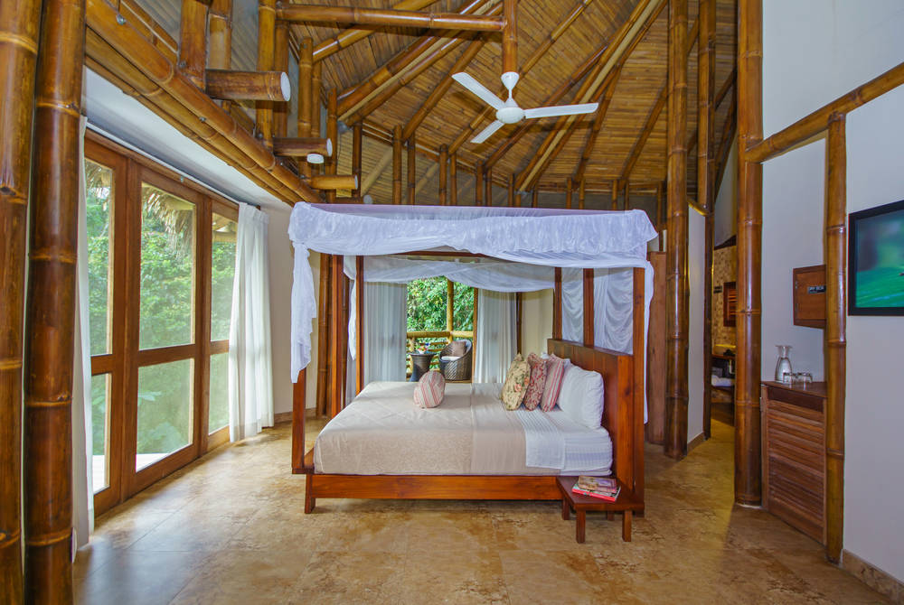 Accommodation, La Selva