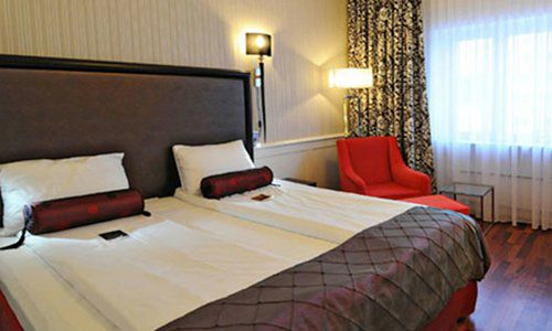 Superior Twin Room, Clarion Collection Hotel Grand Bodo