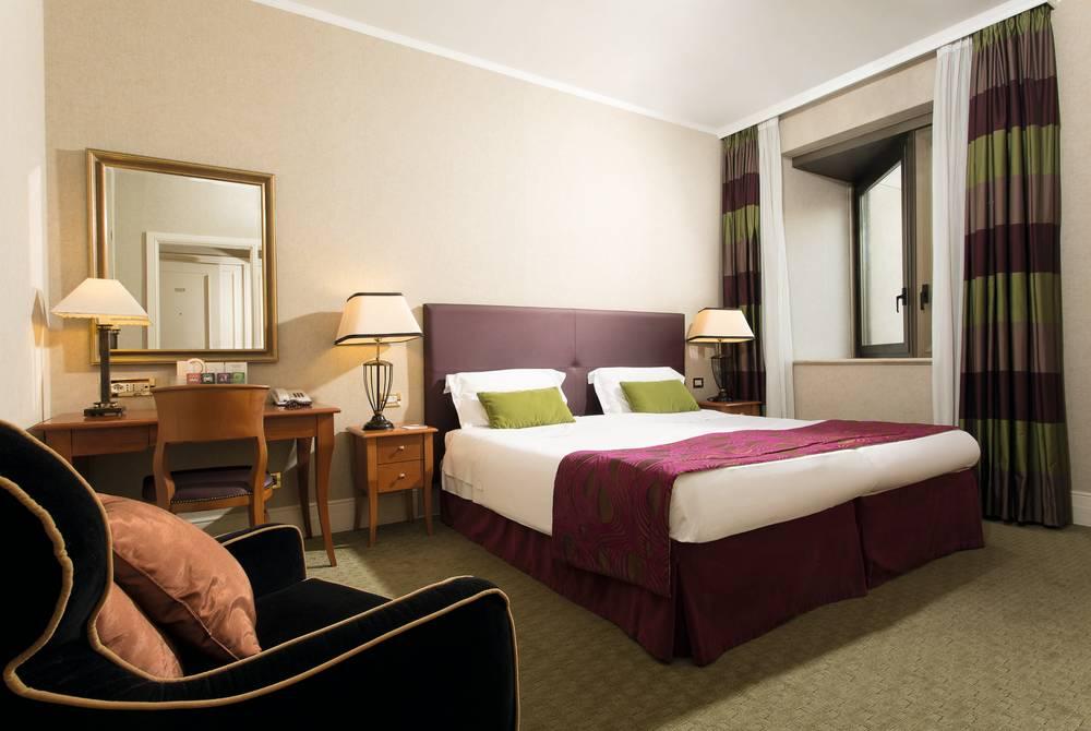 Superior room, Hotel dei Mellini