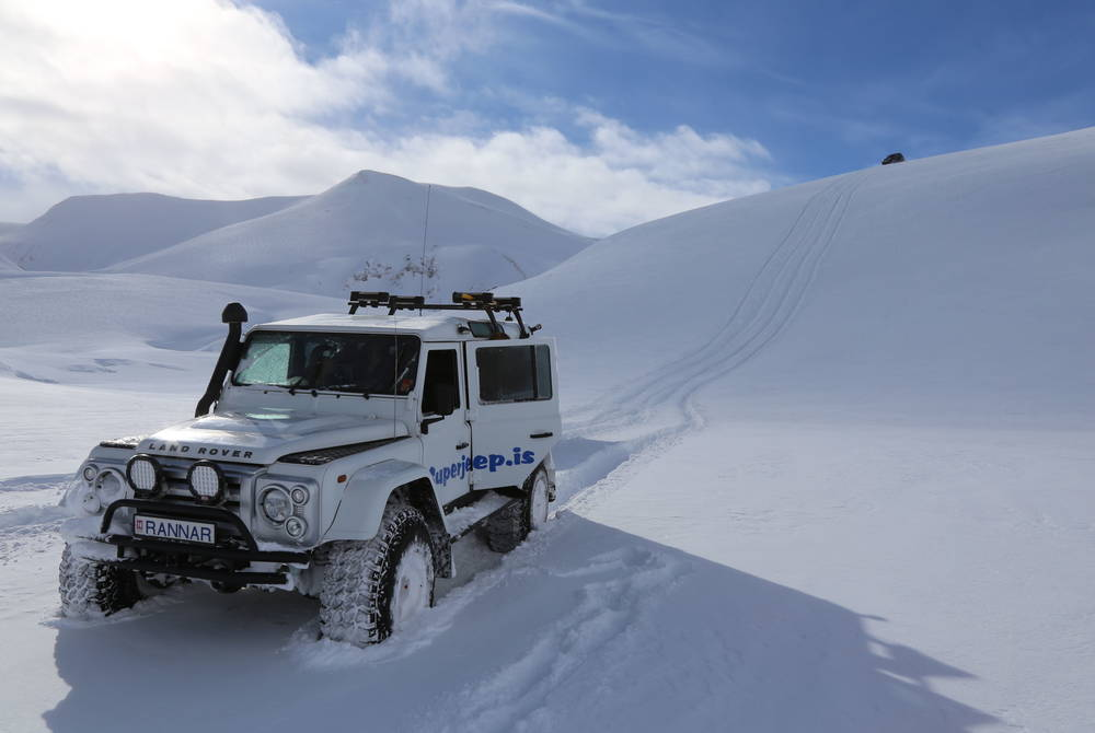 Ultimate southwest Iceland by Superjeep