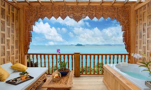 Supreme Deluxe Sea View, Santhiya Koh Yao Yai
