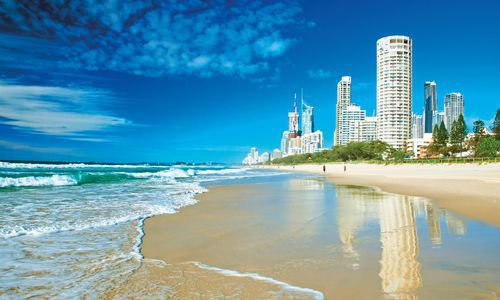 Surfers Paradise, Goldcoast, Queensland, Australia
