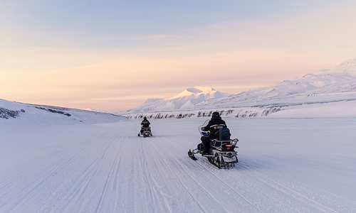 Svalbard's Top 10 Winter Excursions