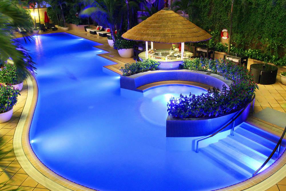 Swimming Pool, Caravelle Hotel Vietnam