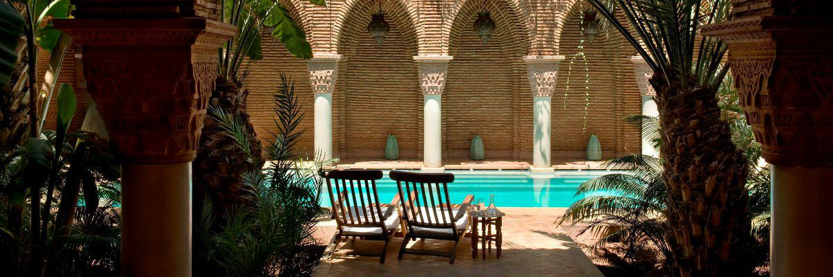 Swimming Pool, La Sultana Marrakech Hotel & Spa