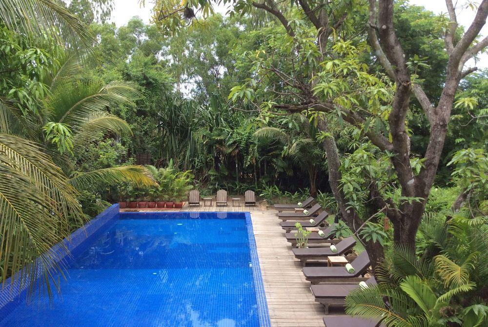 Swimming Pool, Sambor Village, Kampong Thom