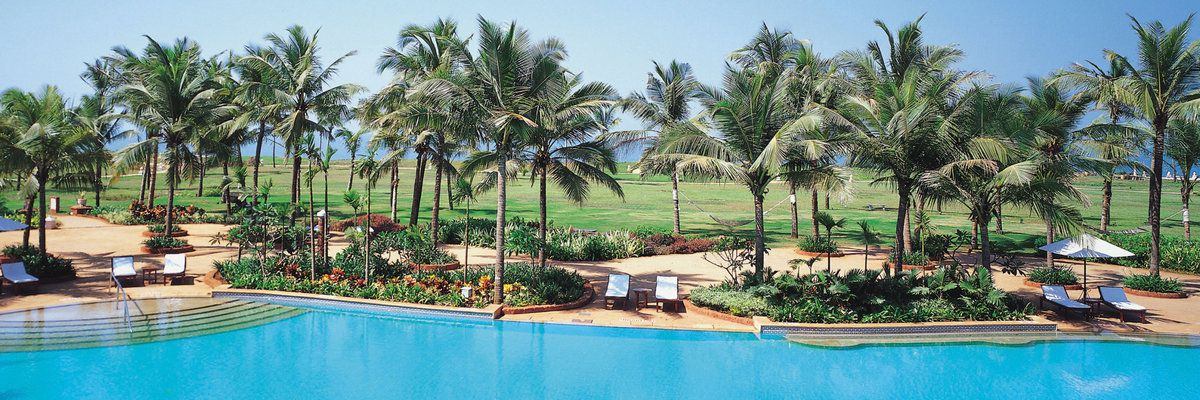 Taj Exotica Resort & Spa, Goa, Swimming Pool