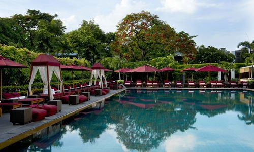 Swimming Pool, The Sukhothai, Bangkok